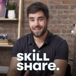 Thomas Frank Real Productivity Skillshare course