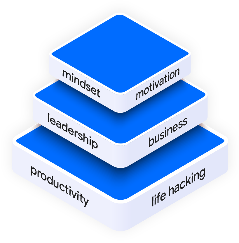 The Learn Stash Pyramid