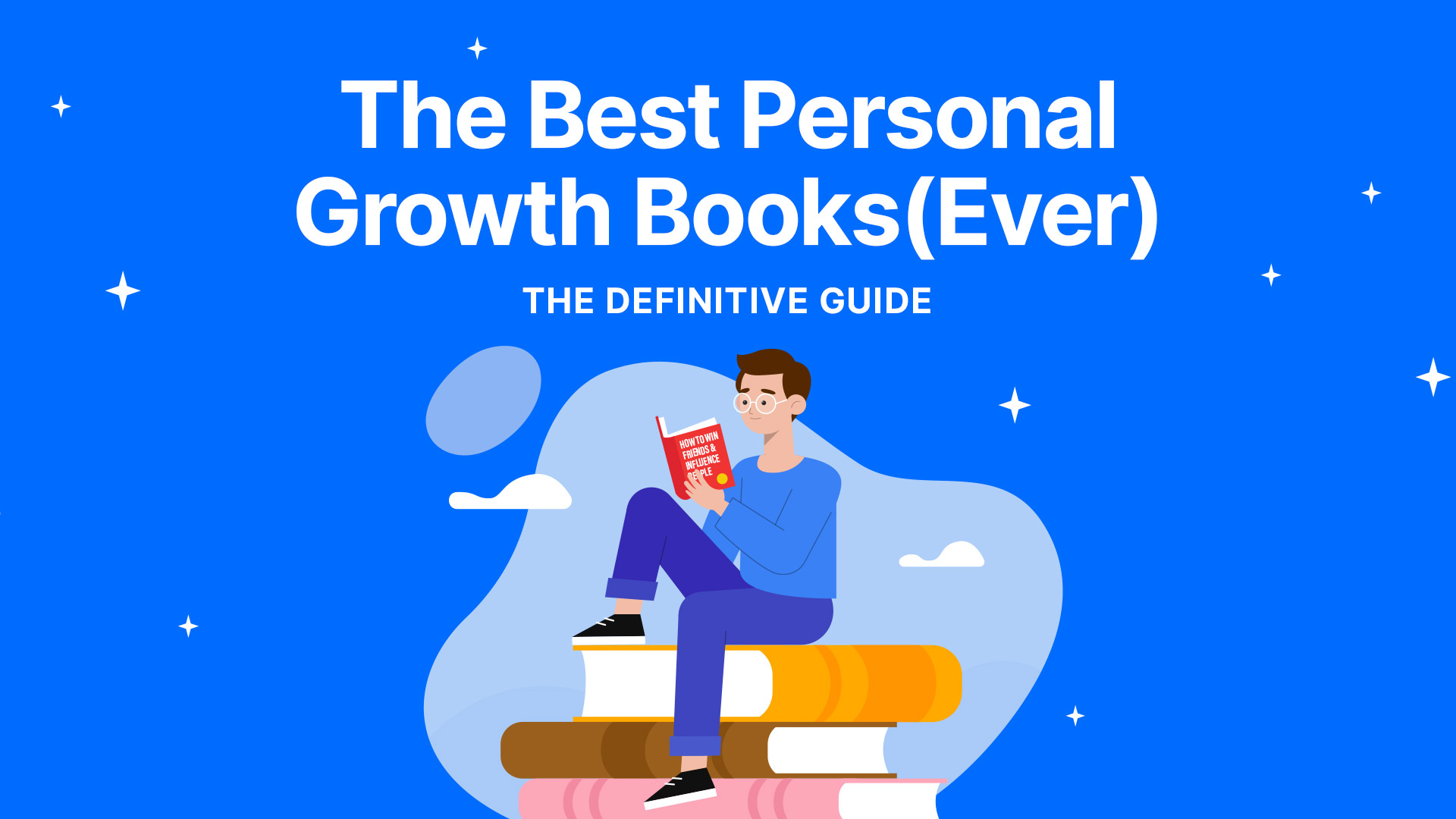 The Best Personal Growth Books Ever