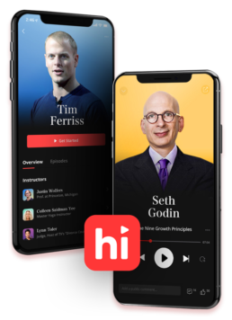 Himalaya Learning Audio Courses Perfect Podcast Player
