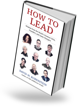 How To Lead By David Rubenstein