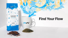 NooWave Flow State Coffee with L-Theanine and Raw Cacao
