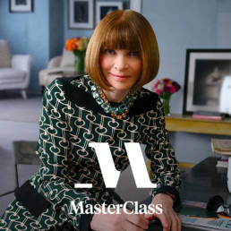 Creativity & Leadership with Anna Wintour