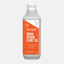 Bulletproof Brain Octane MCT Oil